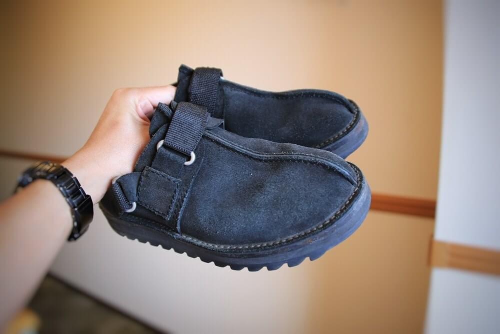 東京クイン 靴磨き用不織布 茶絵柄