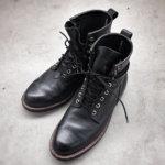 祝6年!悩める安藤製靴 Z。