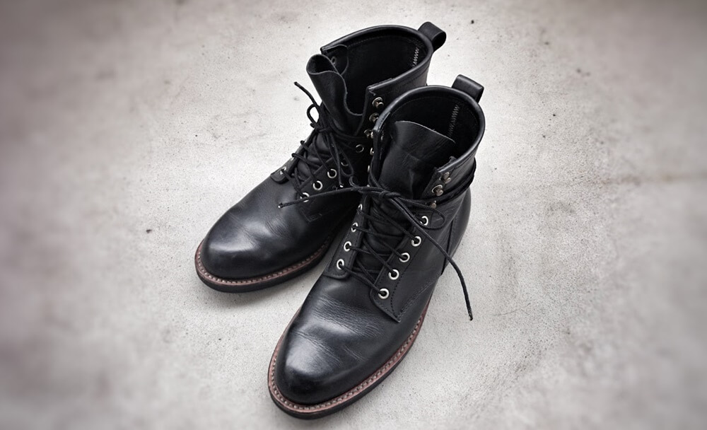 祝6年!安藤製靴 Z