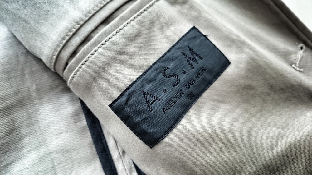 哀8年!箪笥の肥やしになっていたASMのジャケット。