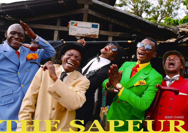THE SAPEUR 〜平和をまとった紳士たち〜