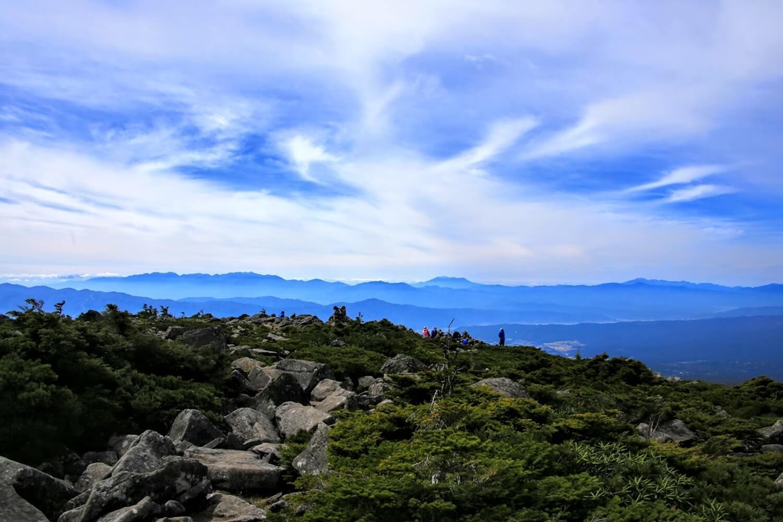 絶景の北八ヶ岳・白駒池