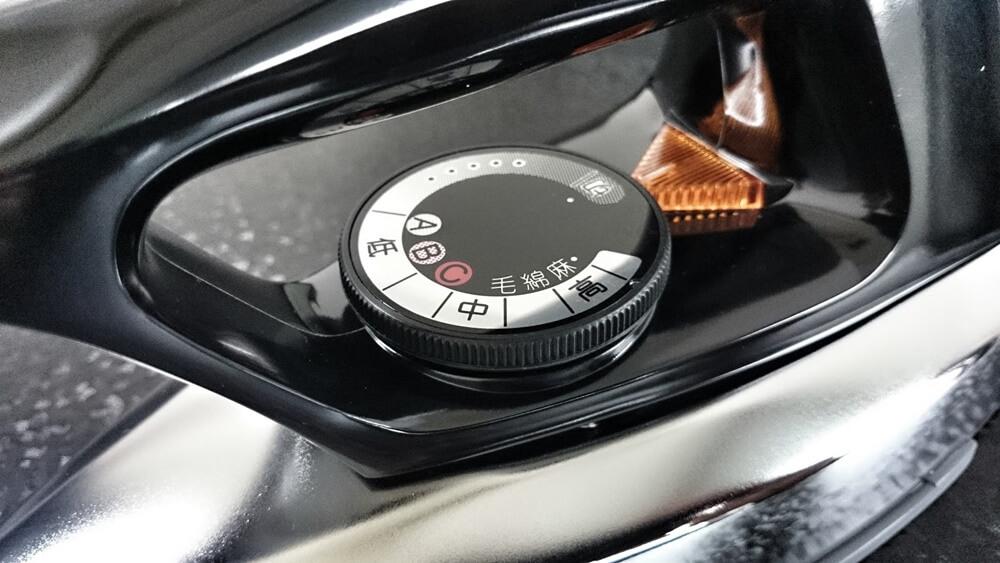 パナソニック ドライアイロン ブラック NI-A66-K