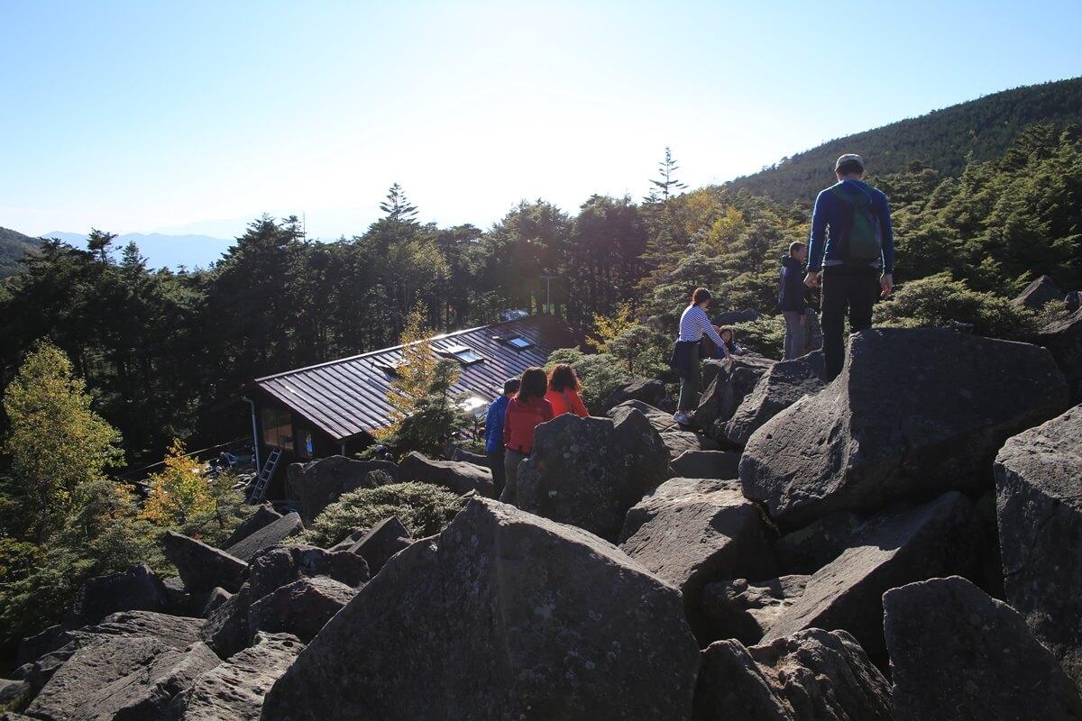 初心者向け登山ファッションで北八ヶ岳に挑む