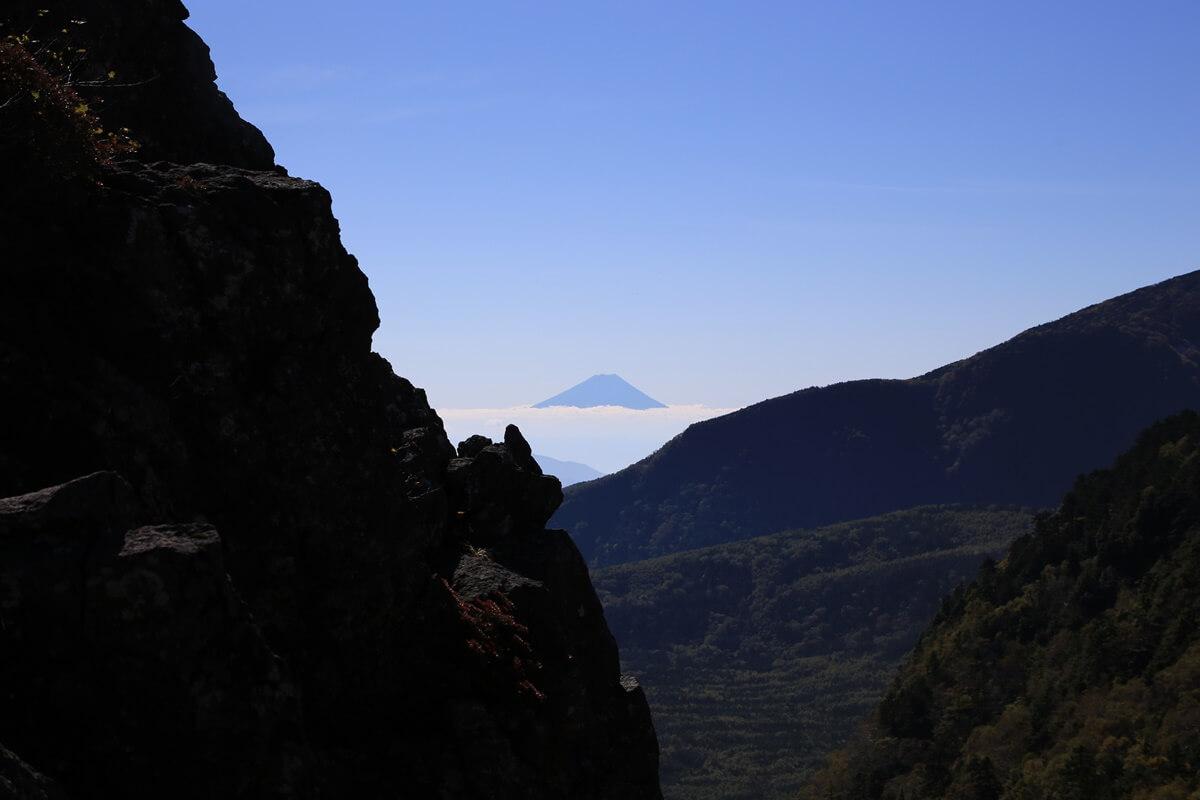 八ヶ岳 にゅう