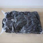 Hの悲劇 第8弾:DUVETICAと衣類圧縮袋。