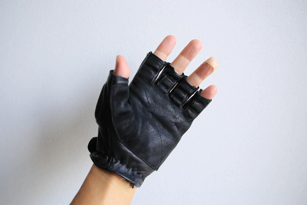 S&Graf COBRA BALL 祝6年!フィンガーレス手袋。