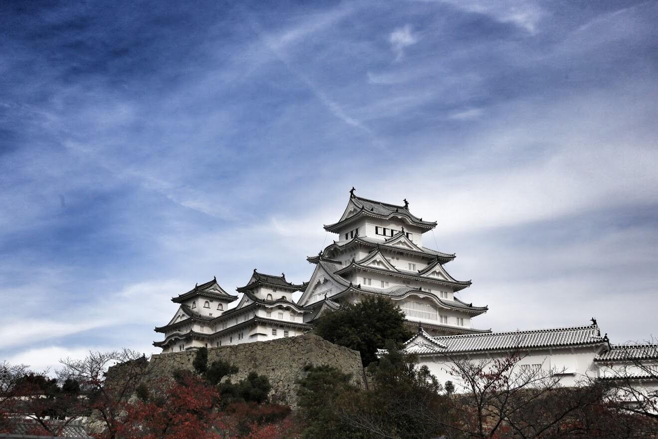 国宝・姫路城