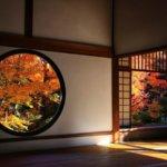 京都の旅 vol.10 丸窓の源光庵。