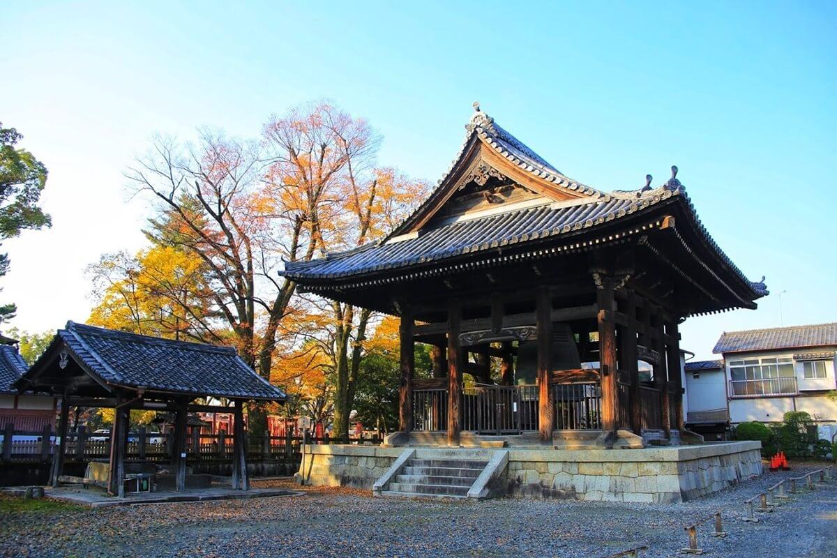 京都の旅 vol.2 方広寺鐘銘事件。方広寺 鐘楼