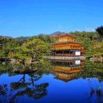 京都の旅 vol.11 金ピカの金閣寺。