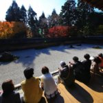 2017 京都の旅 vol.12 石庭の龍安寺。