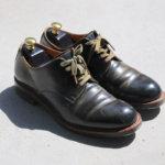 靴 炭 。