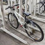 自転車盗難事件発生?