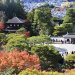 2018 京都の旅 vol.3 銀閣寺。