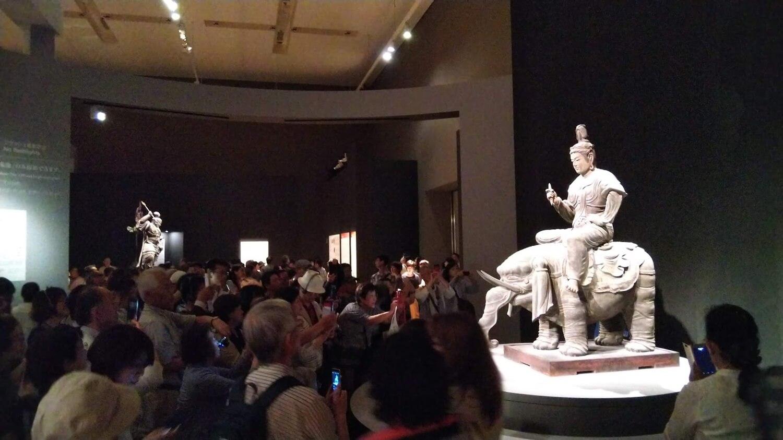 東京国立博物館 平成館 特別展『国宝 東寺−空海と仏像曼荼羅』