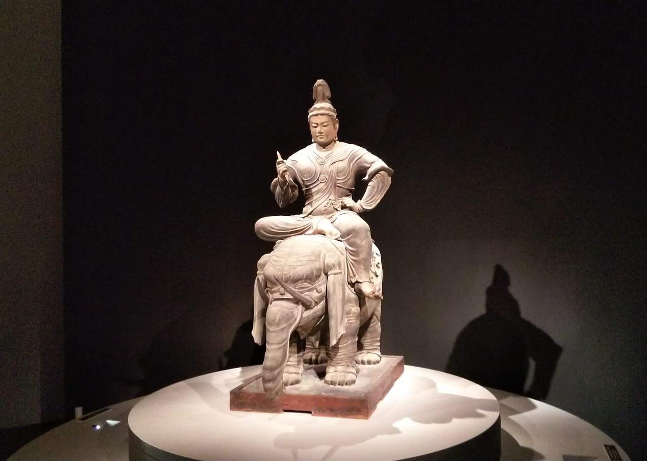 特別展『国宝 東寺−空海と仏像曼荼羅』東京国立博物館 平成館
