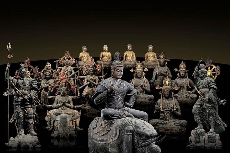 特別展『国宝 東寺−空海と仏像曼荼羅』
