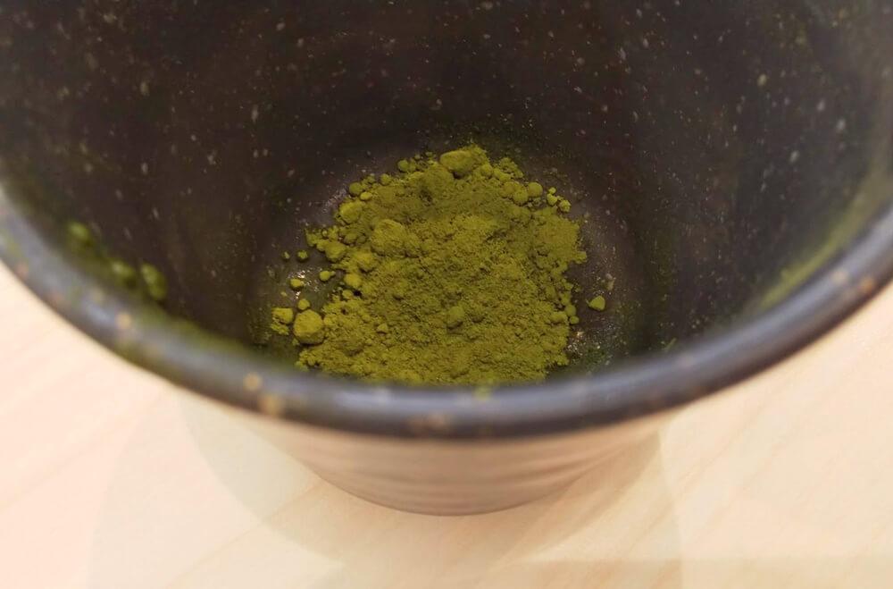 はま寿司 粉末緑茶