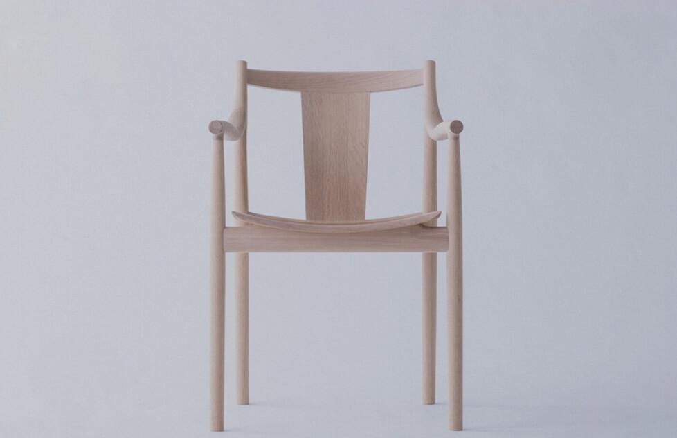 日進木工 コーラス 椅子 チェア