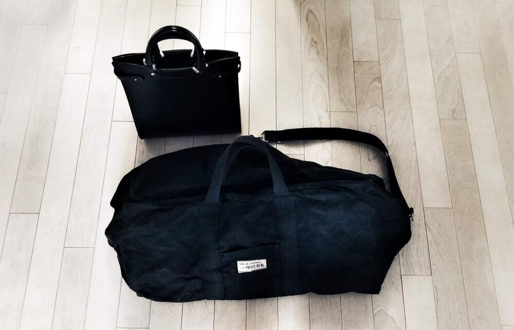 一澤帆布製 ビッグバッグ