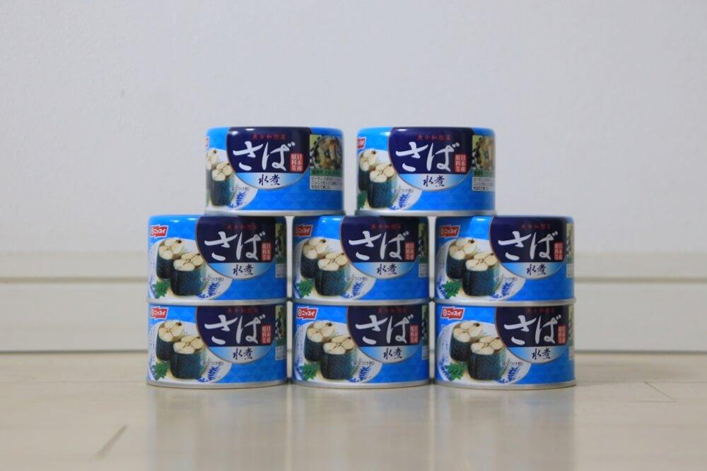 サバ缶 ニッスイ