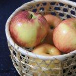 林檎喰う 少しおならが 香りける。