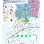 江東区洪水ハザードマップの謎。