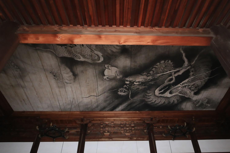 東福寺 仏殿 堂本印象 天井図