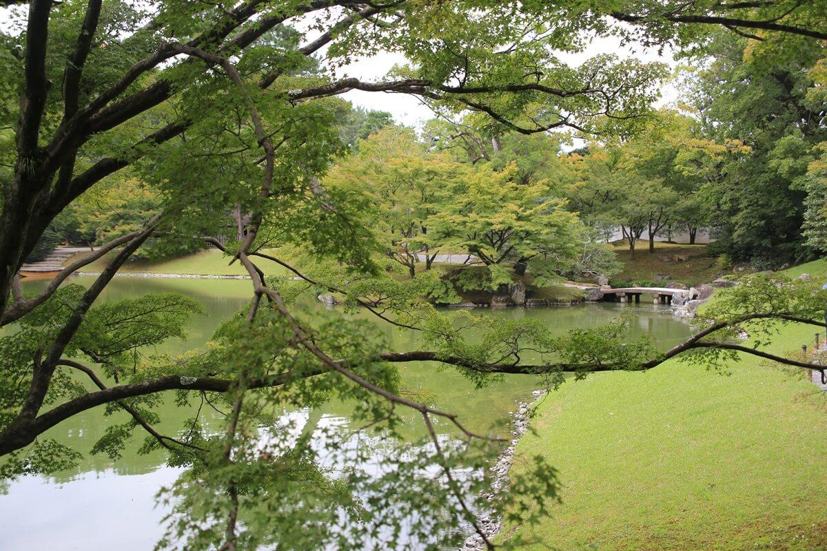 京都仙洞御所