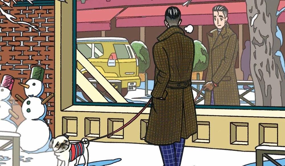Wonder Cocktail / ワンダーカクテル  vol.22 その男の髭