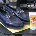靴擦れ予防に天狗バーム?