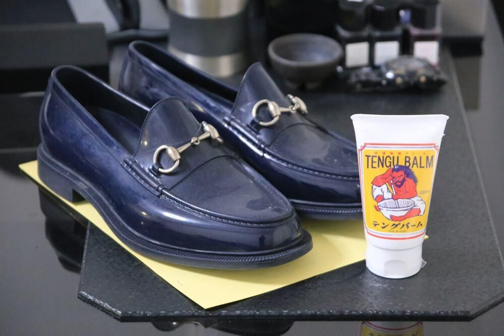 Tomo's PIT テングバーム 皮膚保護クリーム (半透明)