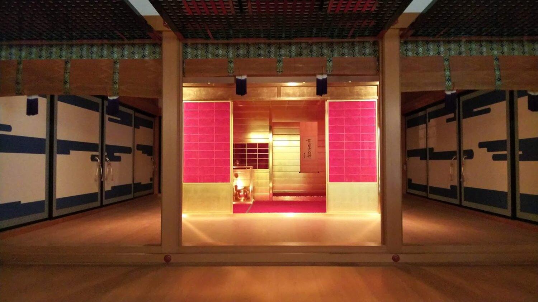熱海・MOA美術館 黄金の茶室