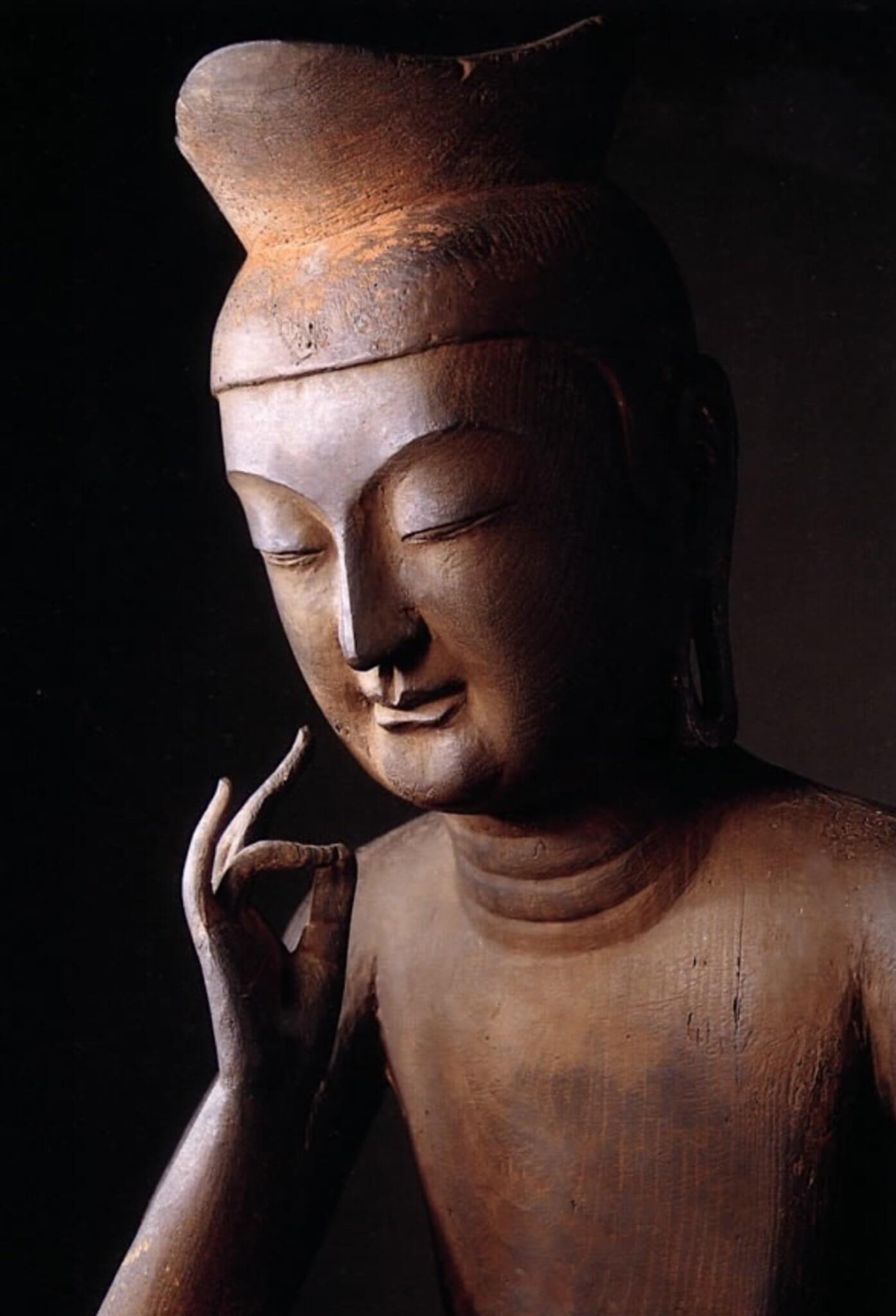 太秦広隆寺 弥勒菩薩