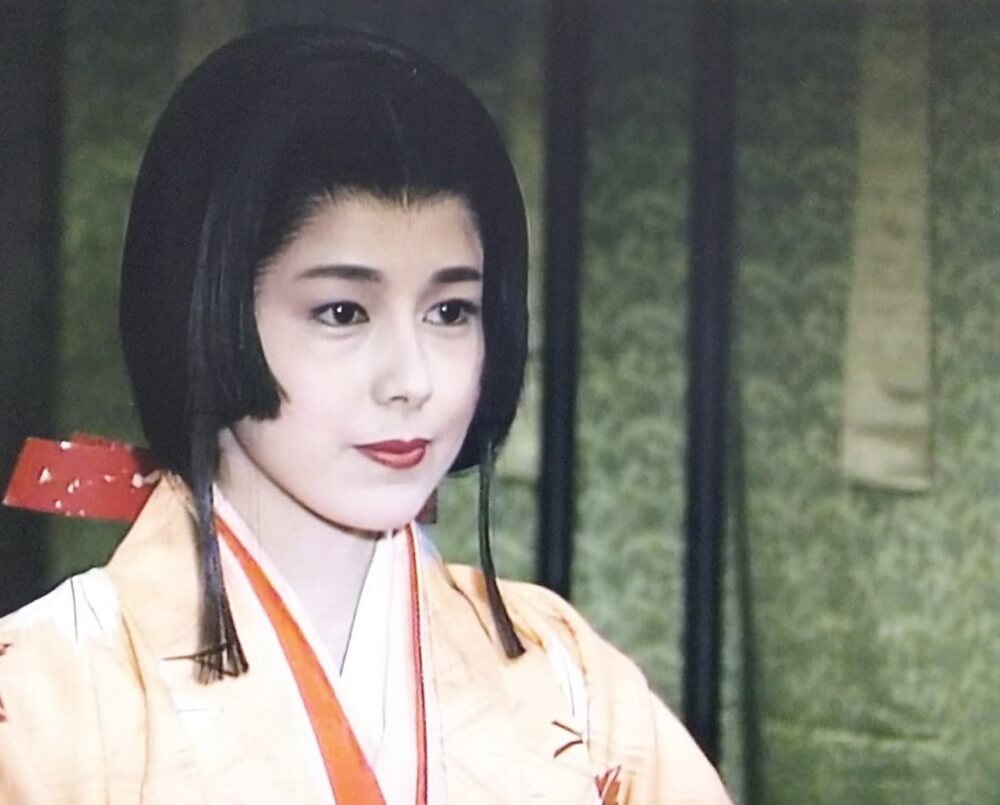 尊氏の妻・赤橋登子役 沢口靖子