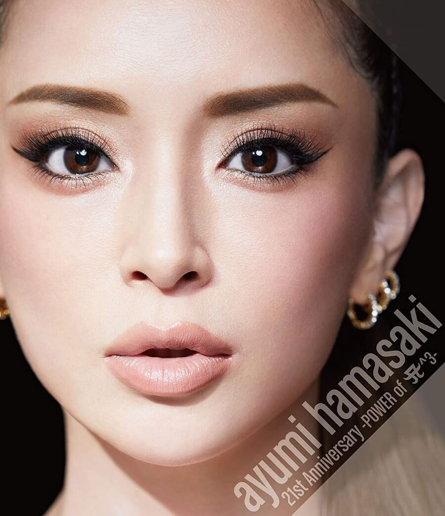 yumi hamasaki 21st anniversary -POWER of A^3-