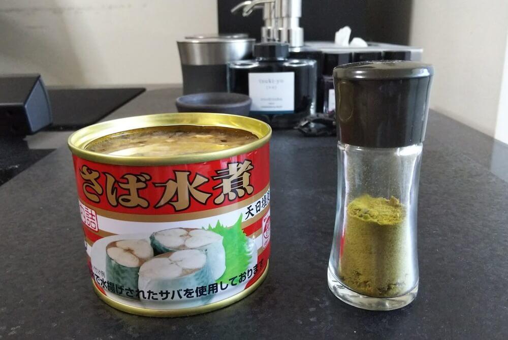 サバ缶 痩せる出汁