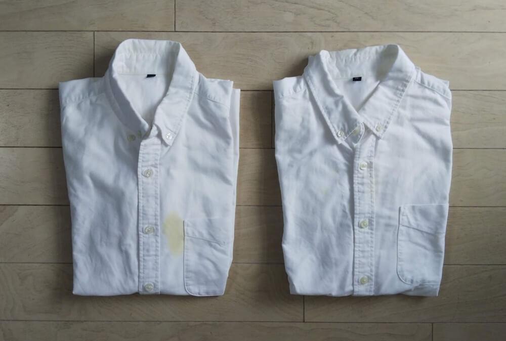 無印 半袖シャツ