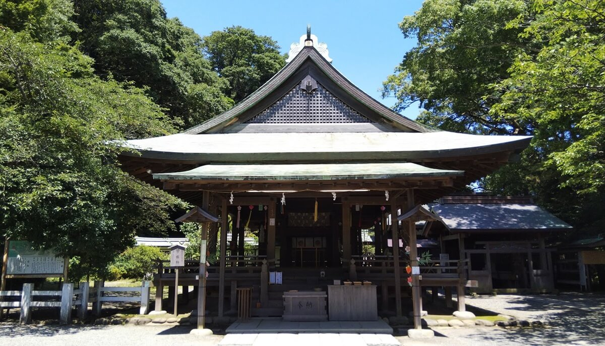 鎌倉宮 護良親王(大塔宮)