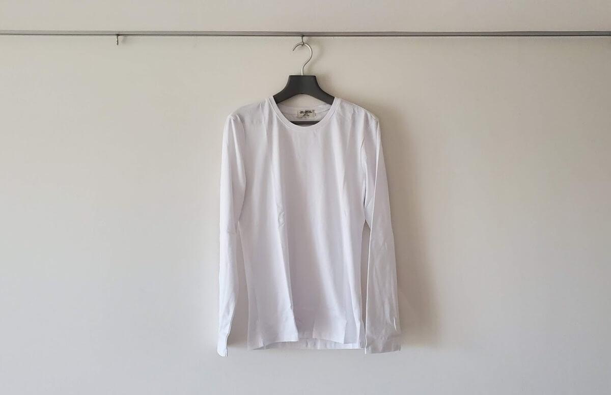 カットソー ロンT 長袖tシャツ メンズ 厚手 大きいサイズ ロンT スリム 無地 長袖Tシャツ 暖かい 長袖 カットソー 無地 Tシャツ ロングTシャツ クルーネック Uネック 丸首 黒 白 コットン 綿 インナー トップス メンズファッション