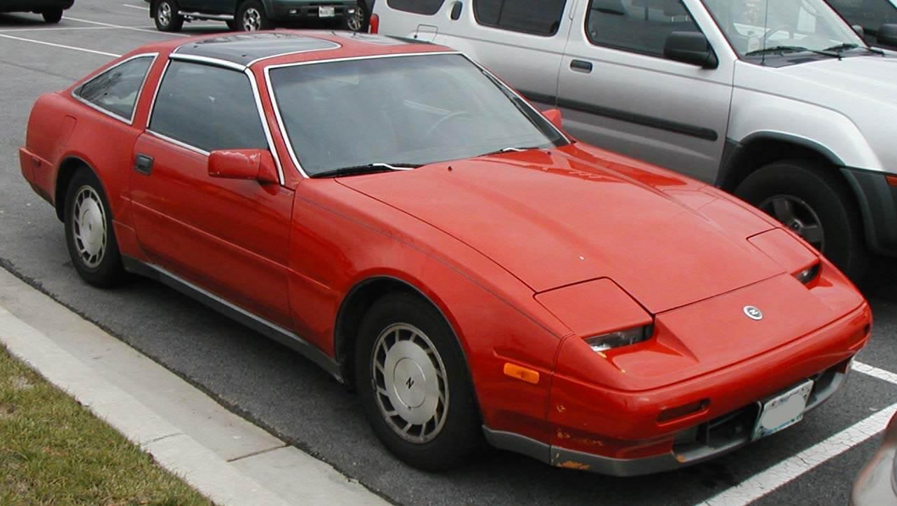 1987-1989 Nissan 300ZX