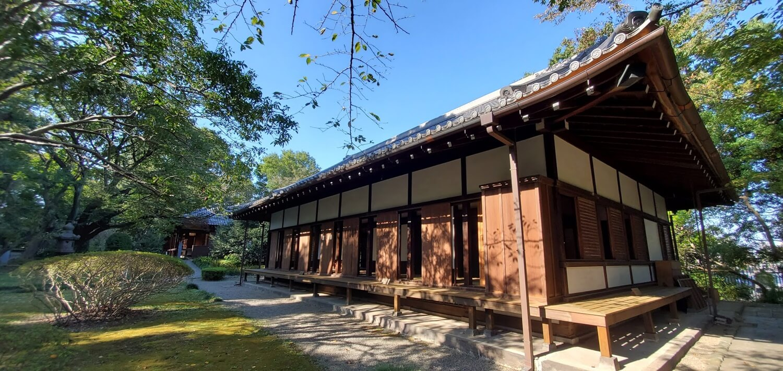 東京国立博物館 応挙館
