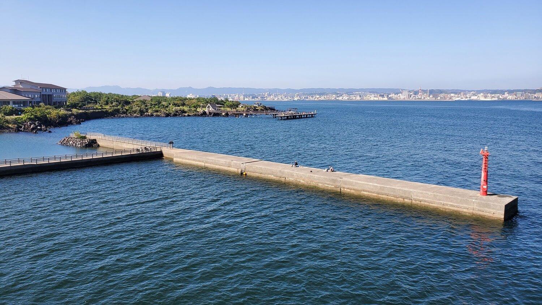 鹿児島 桜島港