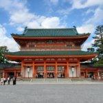 2020 京都の旅 vol.09 平安神宮。