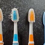 歯・ブラシ交換。