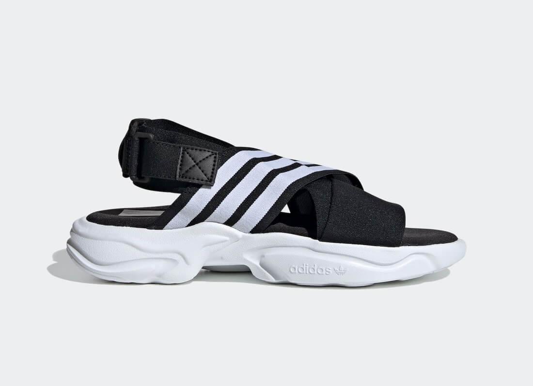アディダス adidas Magmur サンダル / Magmur Sandals (ブラック)