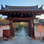 2020 京都の旅 vol.22 養源院。