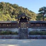 2020 京都の旅 vol.25 月輪陵・霊明殿。