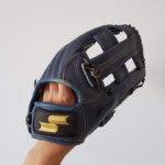 22・野球グローブを磨く。